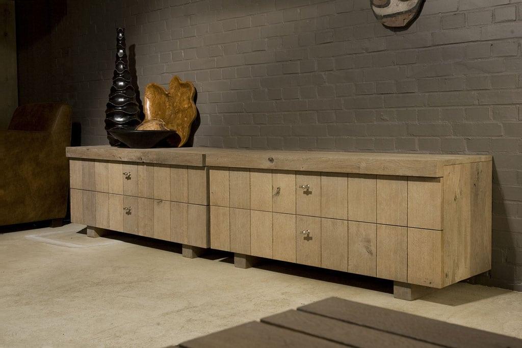 Eikenhout Tv Meubel : Eiken tv meubel plank woonwinkel alle pilat