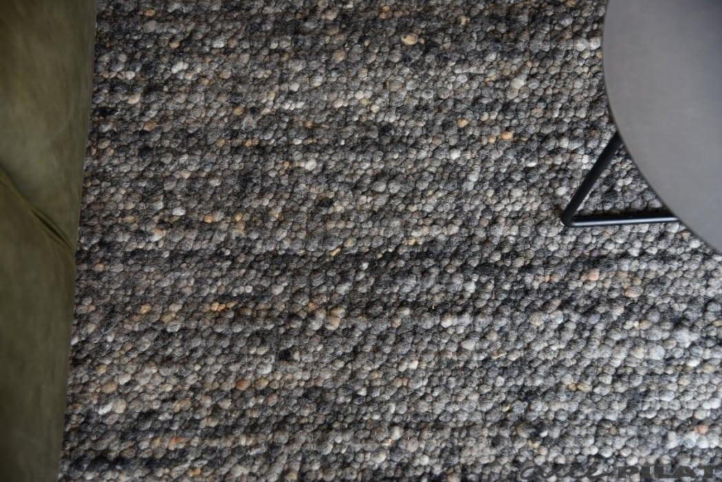 Wollen karpet Pebbles