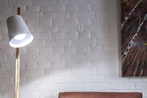 Scandinavisch Interieur Sydney : Tafellamp sydney wit woonwinkel alle pilat