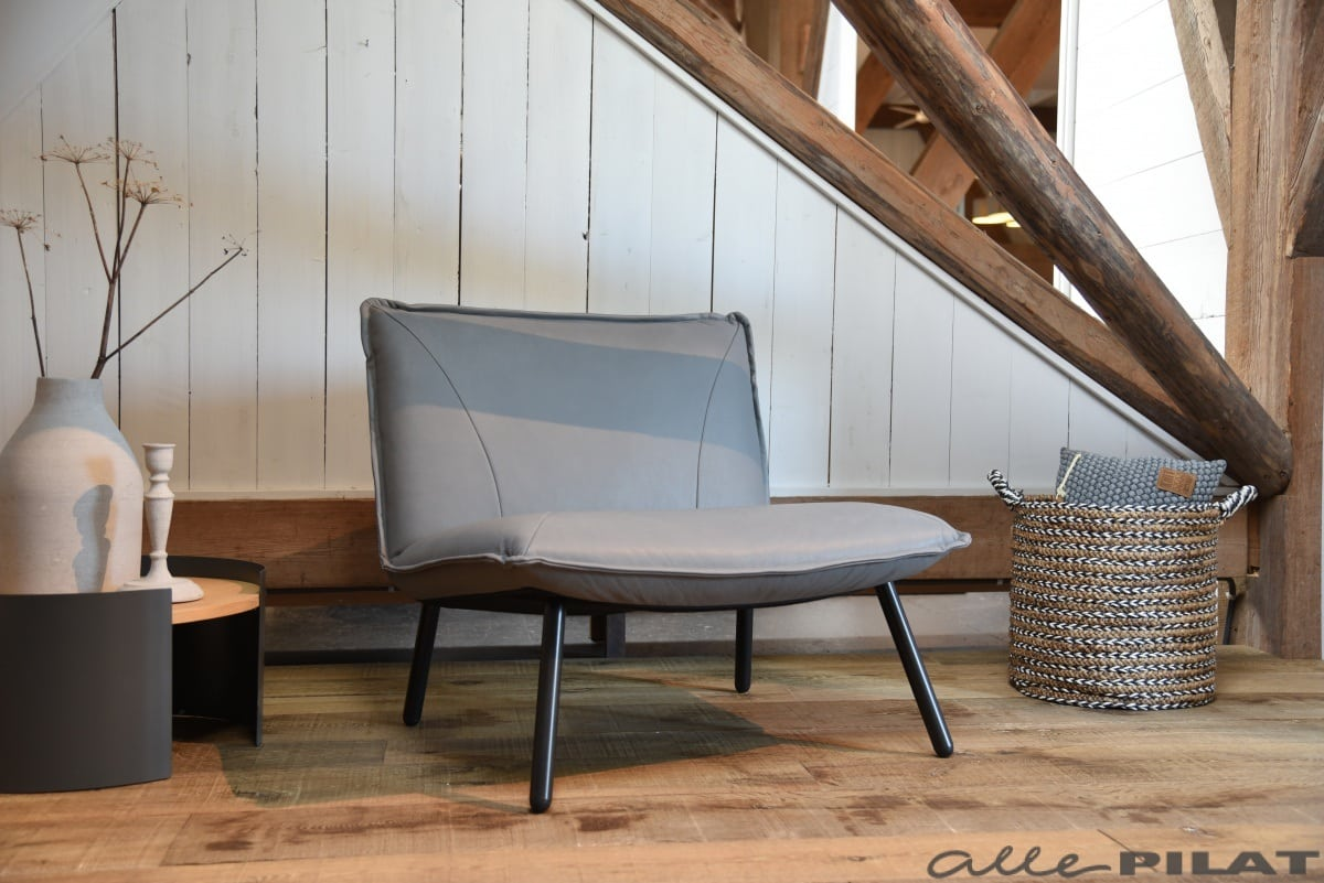 Leren fauteuils zwart prijsbest