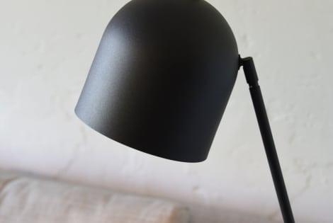 combineren met Zwarte vloerlamp Madrid