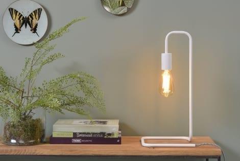 combineren met Tafellamp London Wit