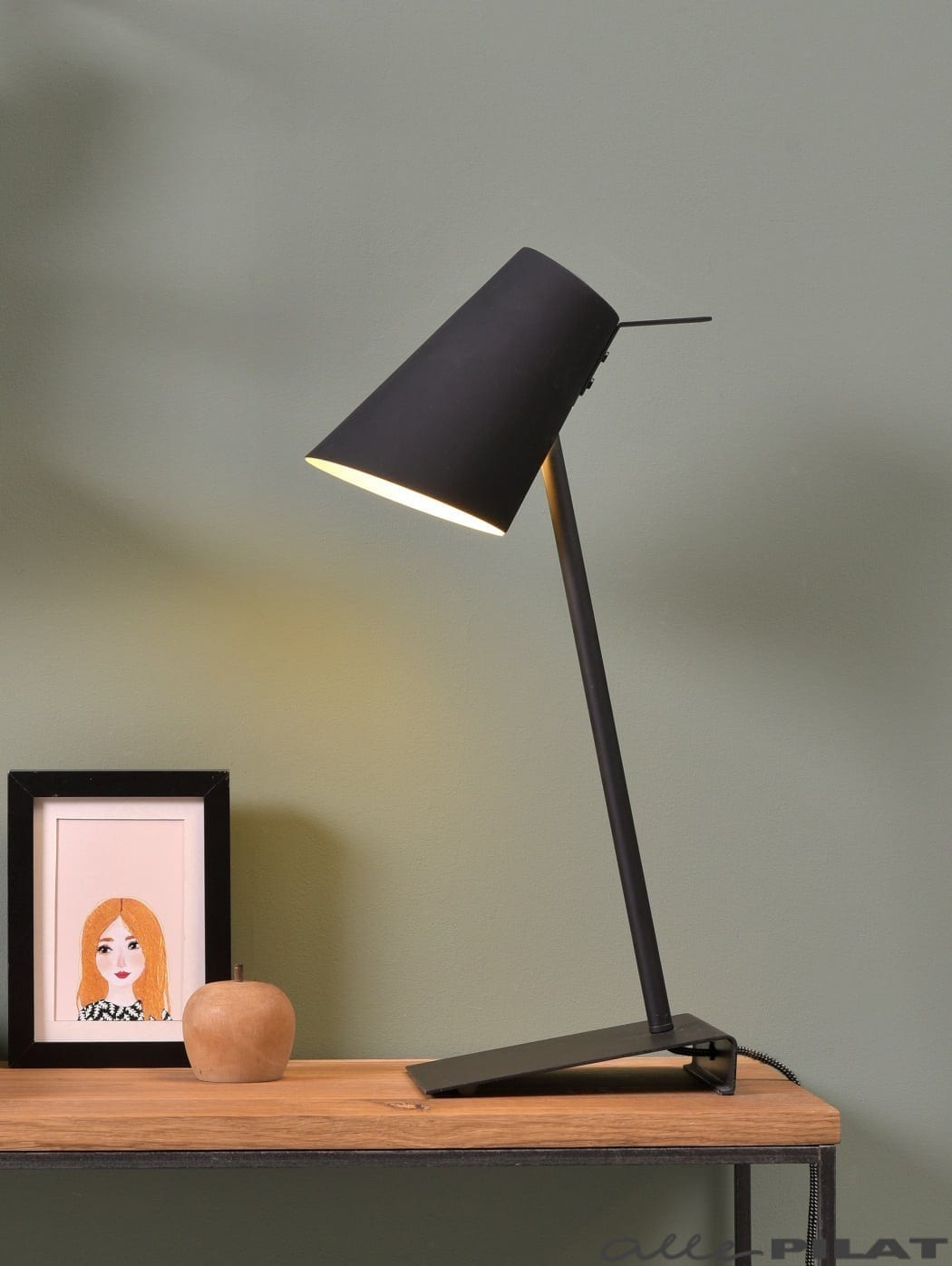 Tafellamp Zenz Zwart
