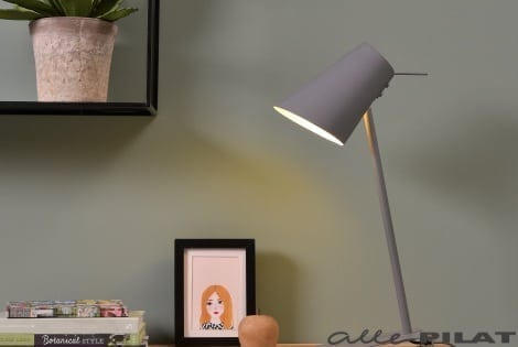 combineren met Tafellamp Zenz Grijs