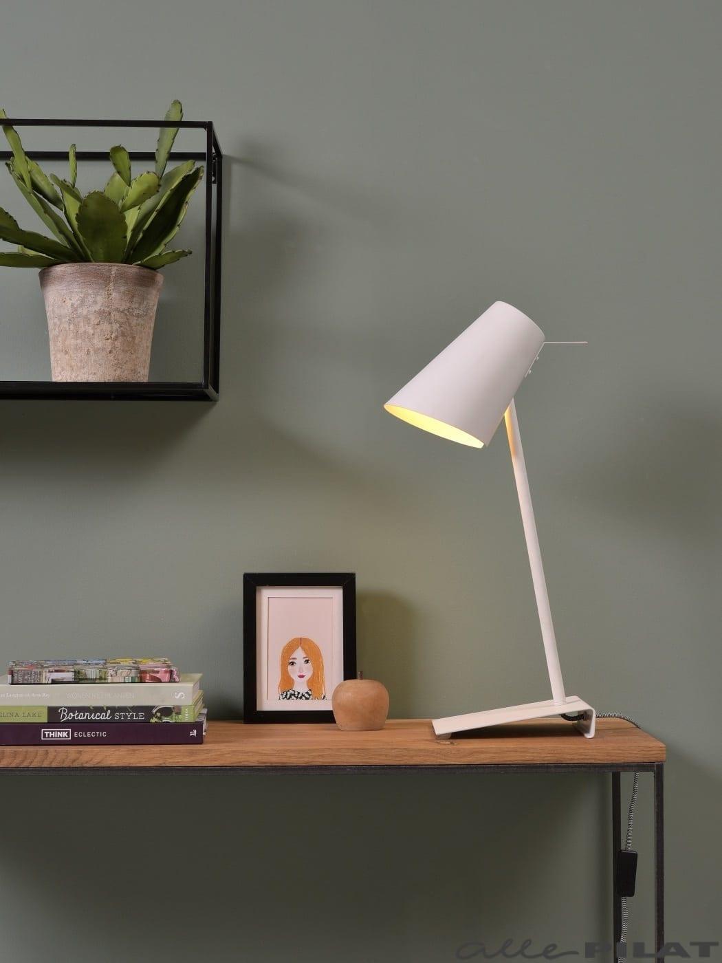 Tafellamp Zenz Wit