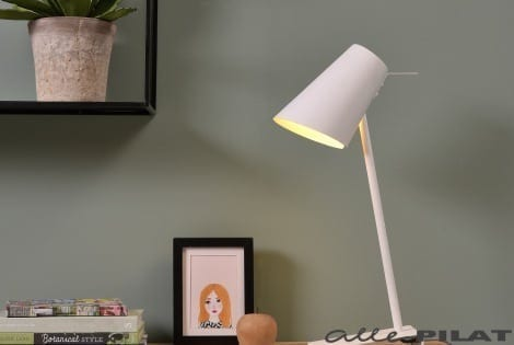 combineren met Tafellamp Zenz Wit