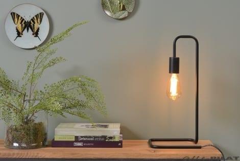 combineren met Tafellamp London Zwart