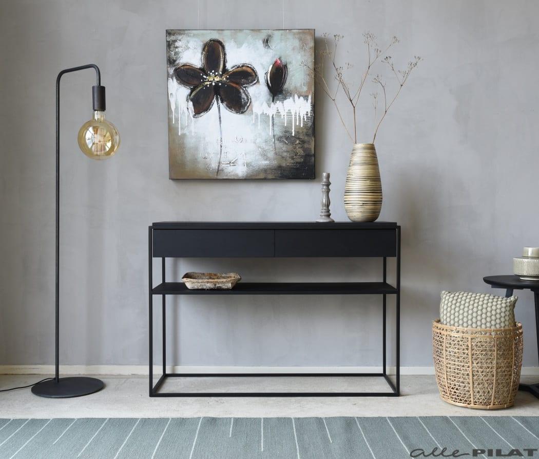 Foto Side table Black