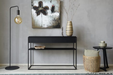combineren met Side table Black
