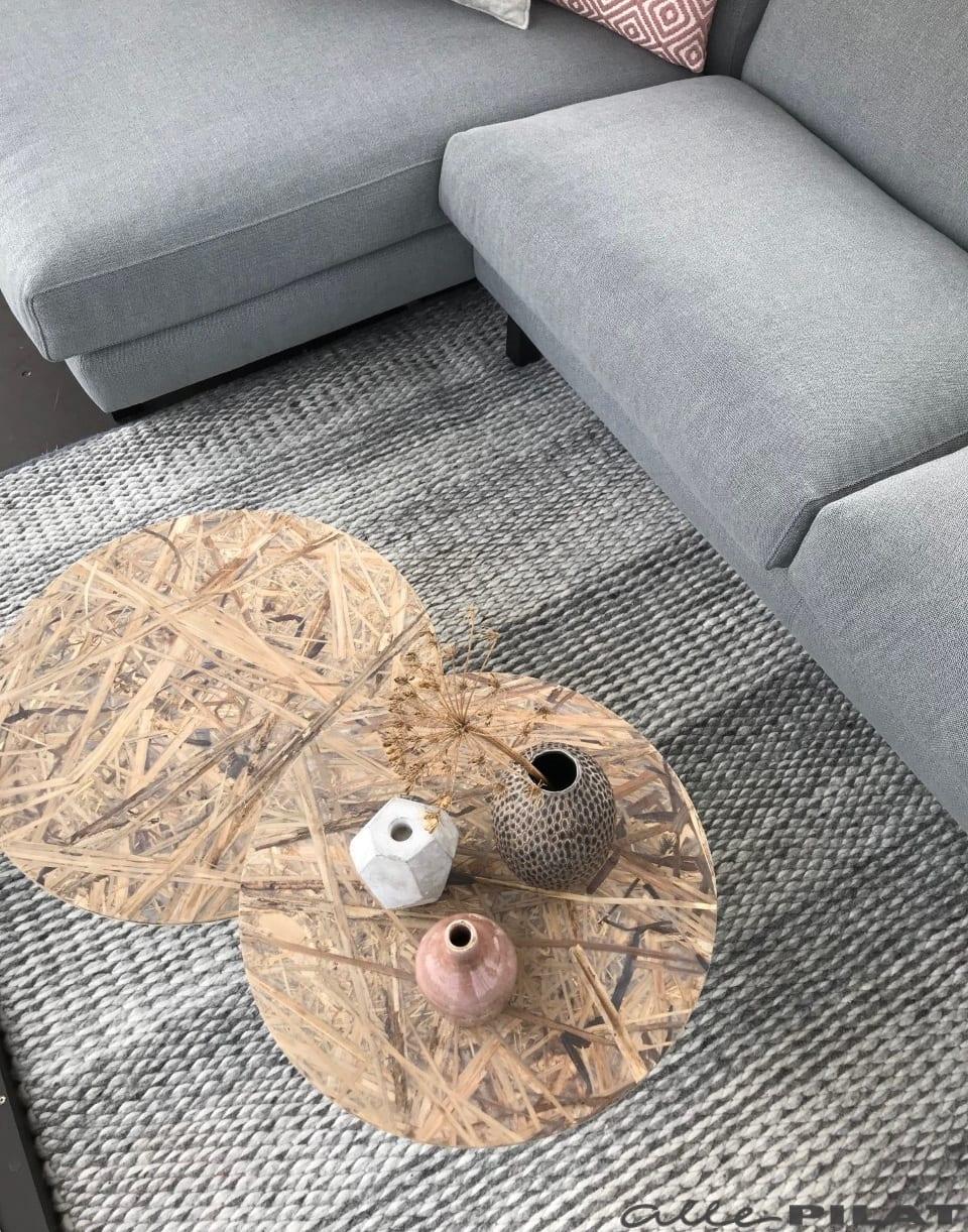 Karpet Repeat Grijs