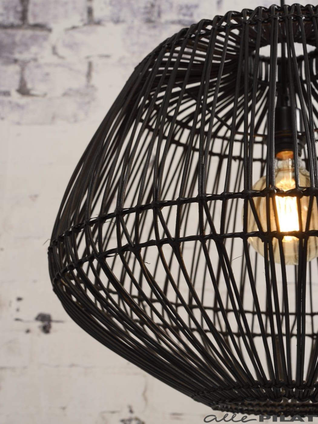 Foto Hanglamp Madagascar zwart