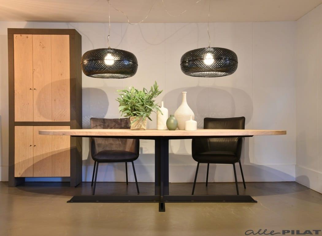 Ovale tafel Deromhinne