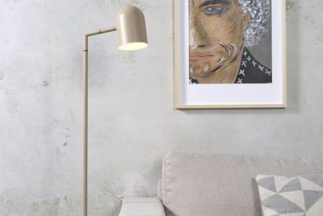 combineren met Vloerlamp Marseille zand