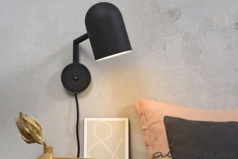 combineren met Wandlamp Marseille zwart