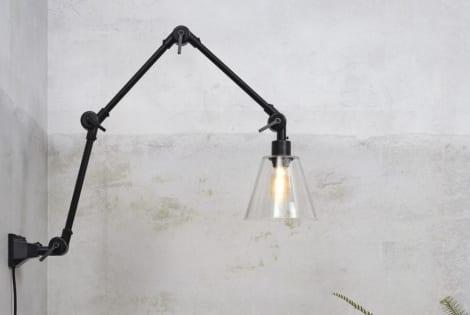 combineren met Wandlamp Amsterdam glas