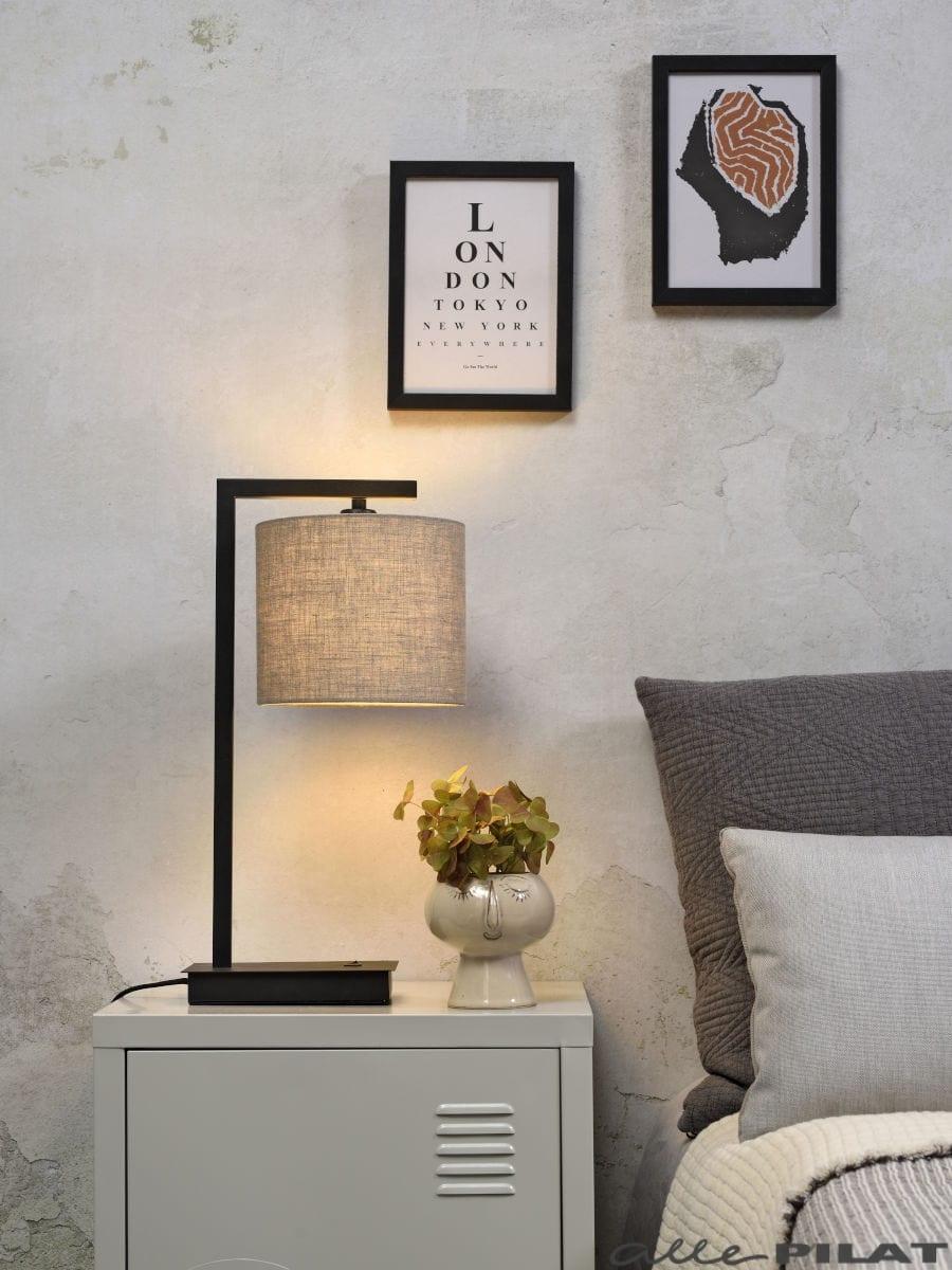Tafellamp Boston