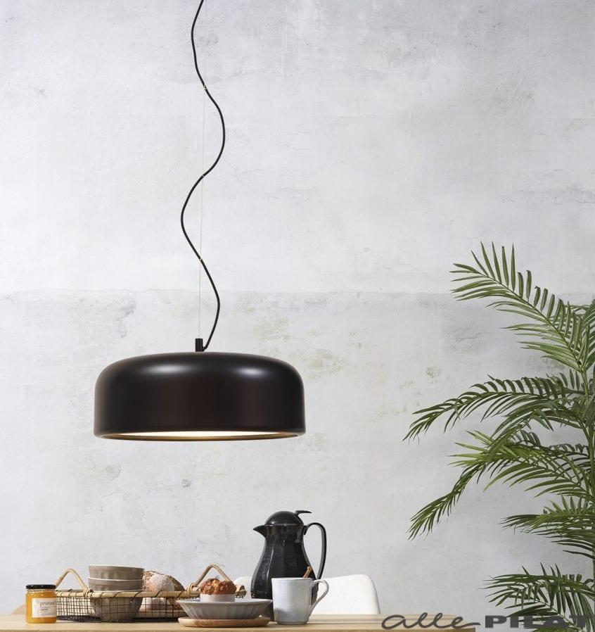 Foto Hanglamp Marseille zwart