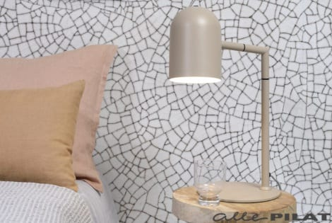 combineren met Tafellamp Marseille zand