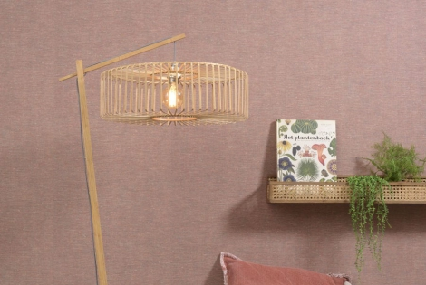 combineren met Vloerlamp Bromo naturel