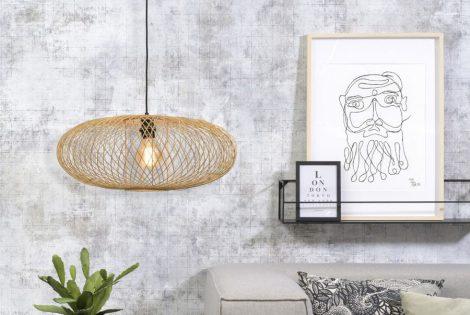 combineren met Hanglamp Cango naturel