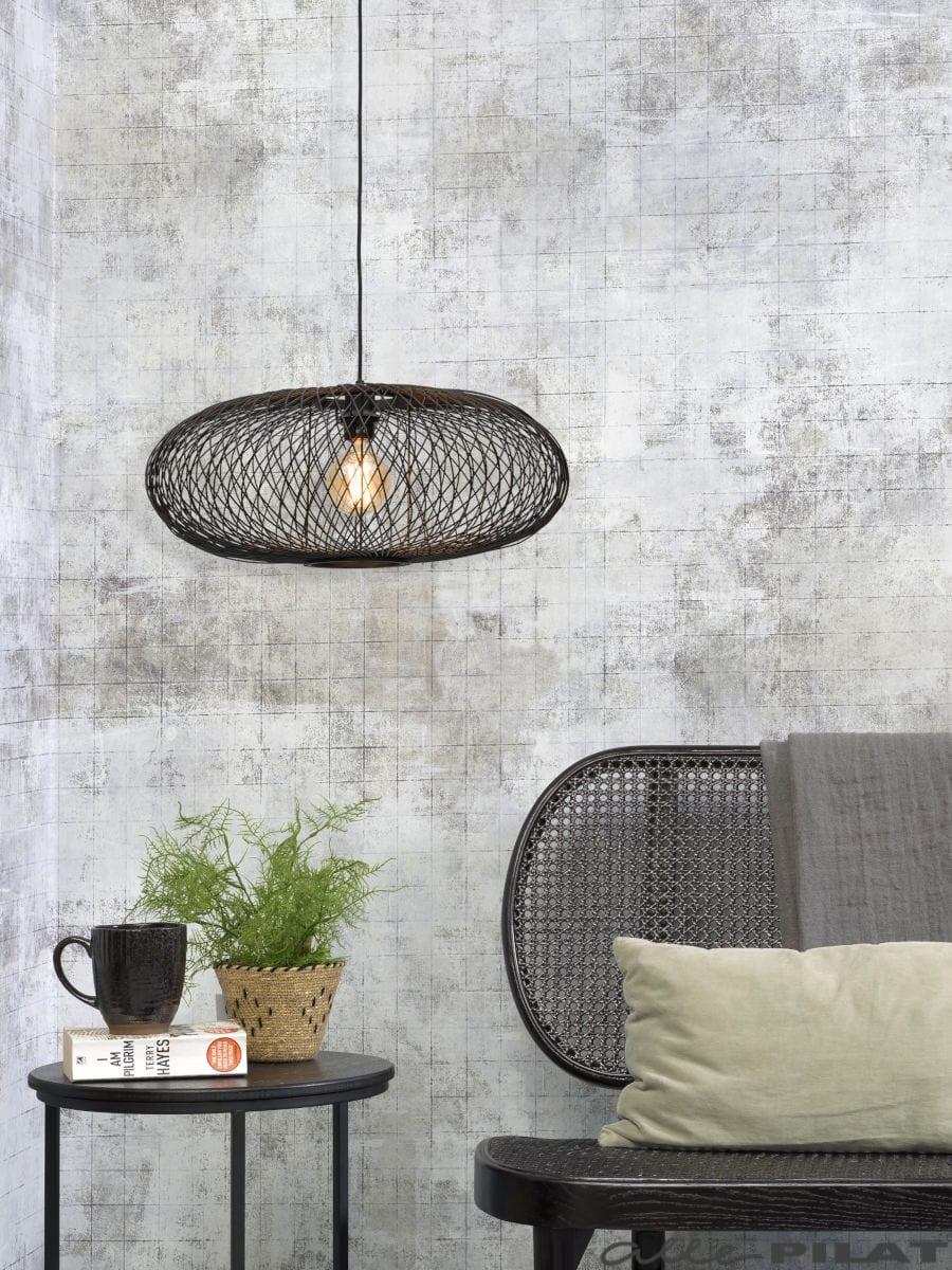 Hanglamp Cango zwart