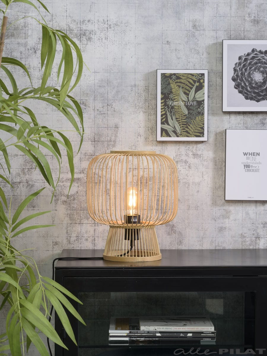 Tafellamp Cango naturel