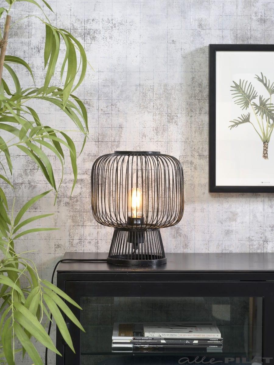 Tafellamp Cango zwart